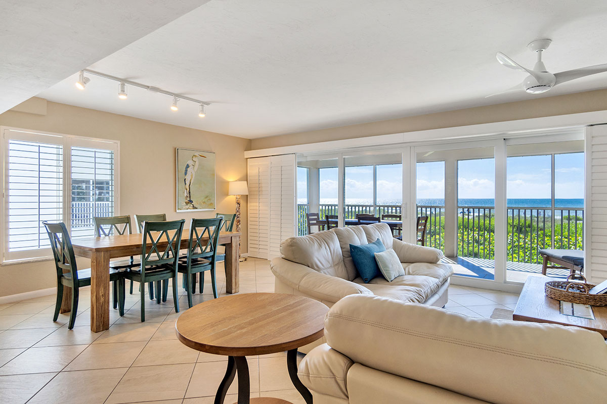 Golden Beach Condos, Sanibel Island, Florida